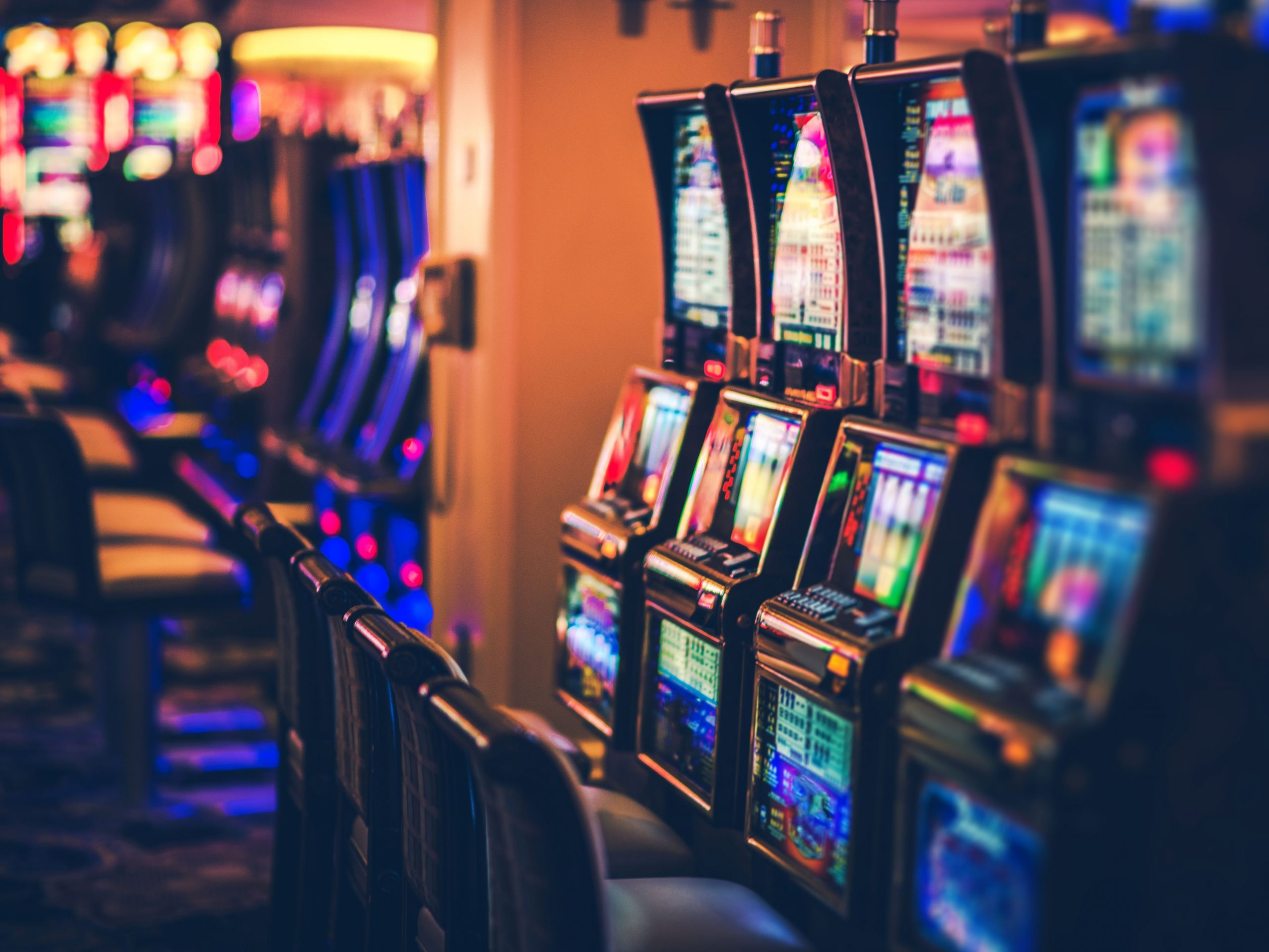 Situs mana yang harus dipilih untuk memainkan mesin slot?